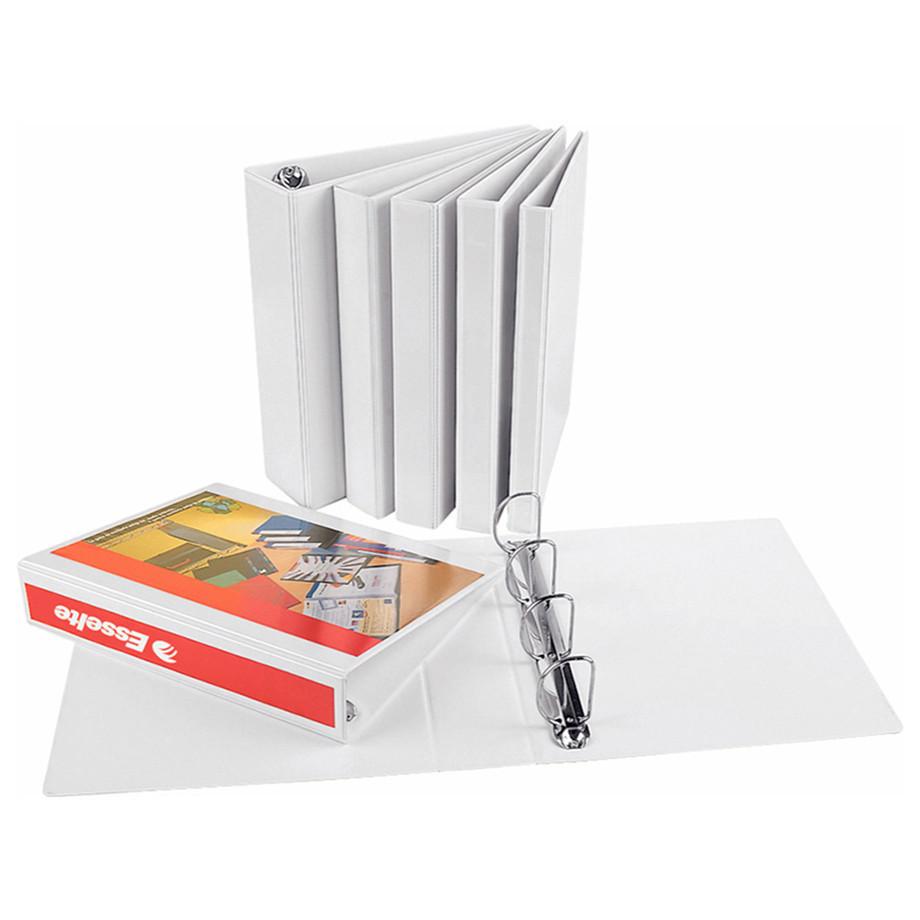 Презентационная папка Esselte Panorama ширина торца 40 см (380 листов) белая