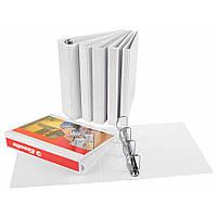 Презентационная папка Esselte Panorama ширина торца 40 см (380 листов) белая, фото 1