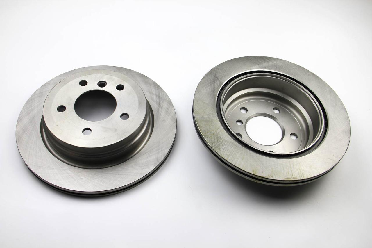 Тормозной диск задний BMW 1 (E87) 2005-2015 (300x20)