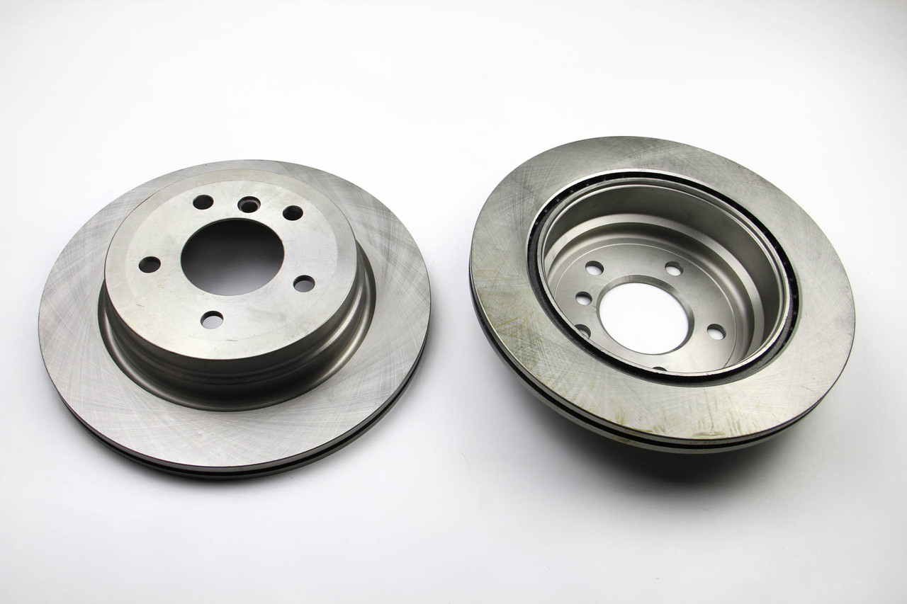Тормозной диск задний BMW 3 (E90) 2005-2015 (300x20)