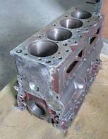 Блок цилиндров двигателя 4L22BT