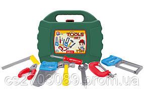 Набор инструментов 10 шт. в чемоданчике