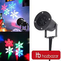 Лазерный проектор Christmas Laser Projector / 16 слайдов