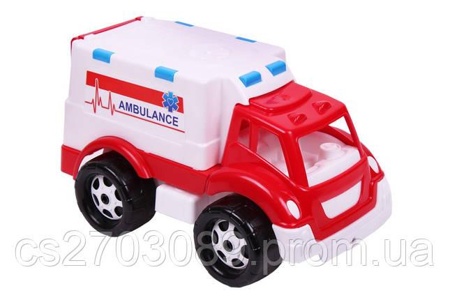 """*Транспортная игрушка """"Скорая помощь""""*, фото 2"""