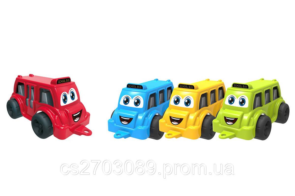 "*Транспортна іграшка ""Максик Автобус"""