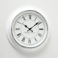 Часы Yella белый пластик d40cm Гранд Презент 3453100, фото 1