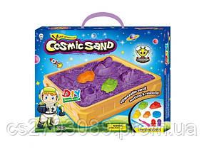 Набор-кинетический песок с формочками, 750 грамм