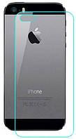 Заднее защитное стекло iPhone 5 5S SE 5C (Айфон 5 5С СЕ)