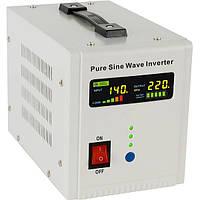 Гибридный ИБП+стабилизатор 500ВА (300Вт), 12В AXEN.IA-500, AXIOMA energy