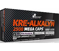 Креатин Olimp Labs Kre-Alkalyn 2500 Mega Caps (30 капсул) (106693) Фірмовий товар!