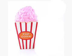 Анти-стрессовая игрушка сквиш Попкорн