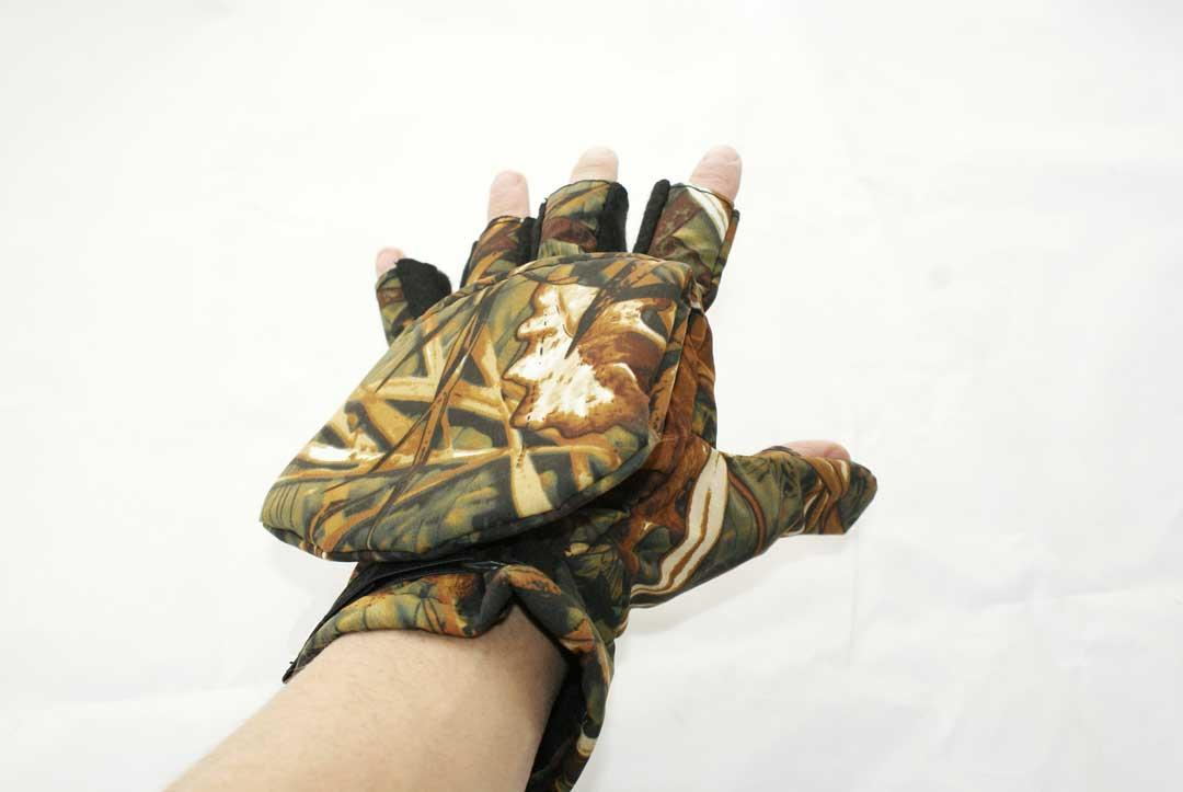 Рибальські рукавиці рукавиці LeRoy (очерет, Alova)