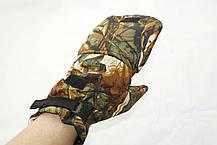 Рибальські рукавиці рукавиці LeRoy (очерет, Alova), фото 2
