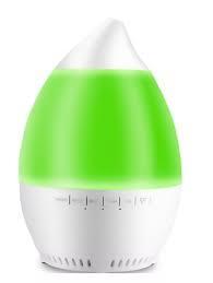 Портативна колонка з Bluetooth Sps Egg JT-315 з зволожувачем повітря Зелений