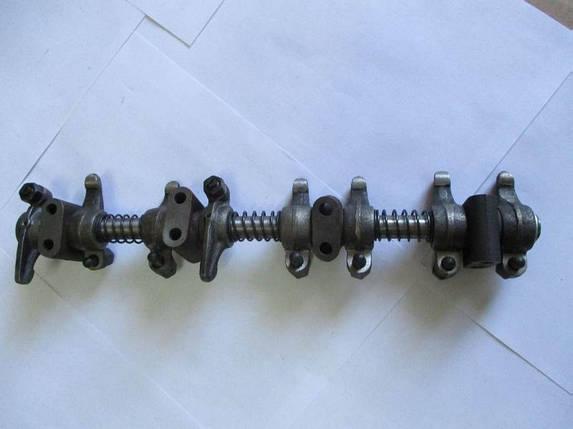 Ось коромысел в сборе двигателя 4L22BT, фото 2