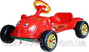 Машина Херби, педальная, звук