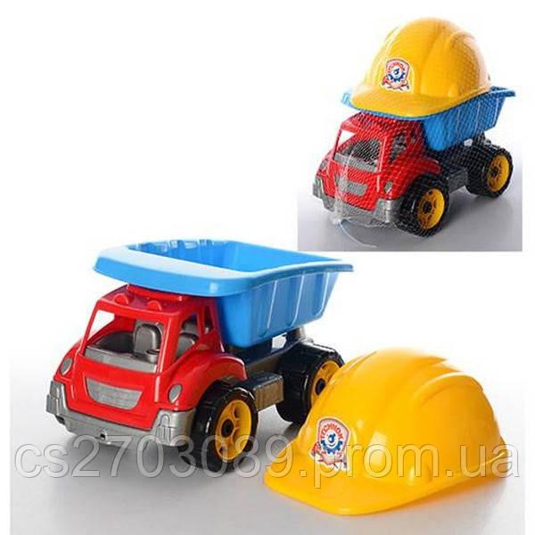 """*Транспортна іграшка """"Малюк-Будівельник 1"""""""
