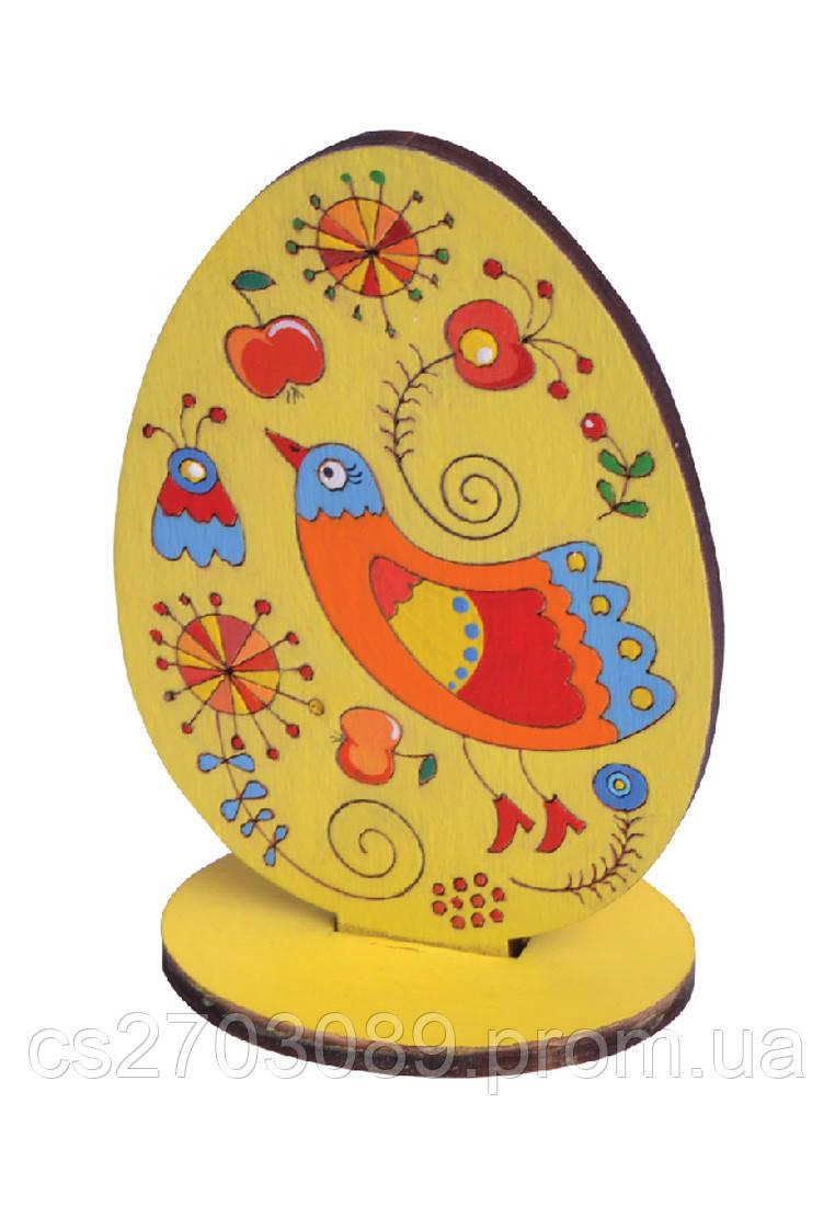 """Набор для творчества """"Роспись акриловыми красками """"Яйцо пасхальное"""""""