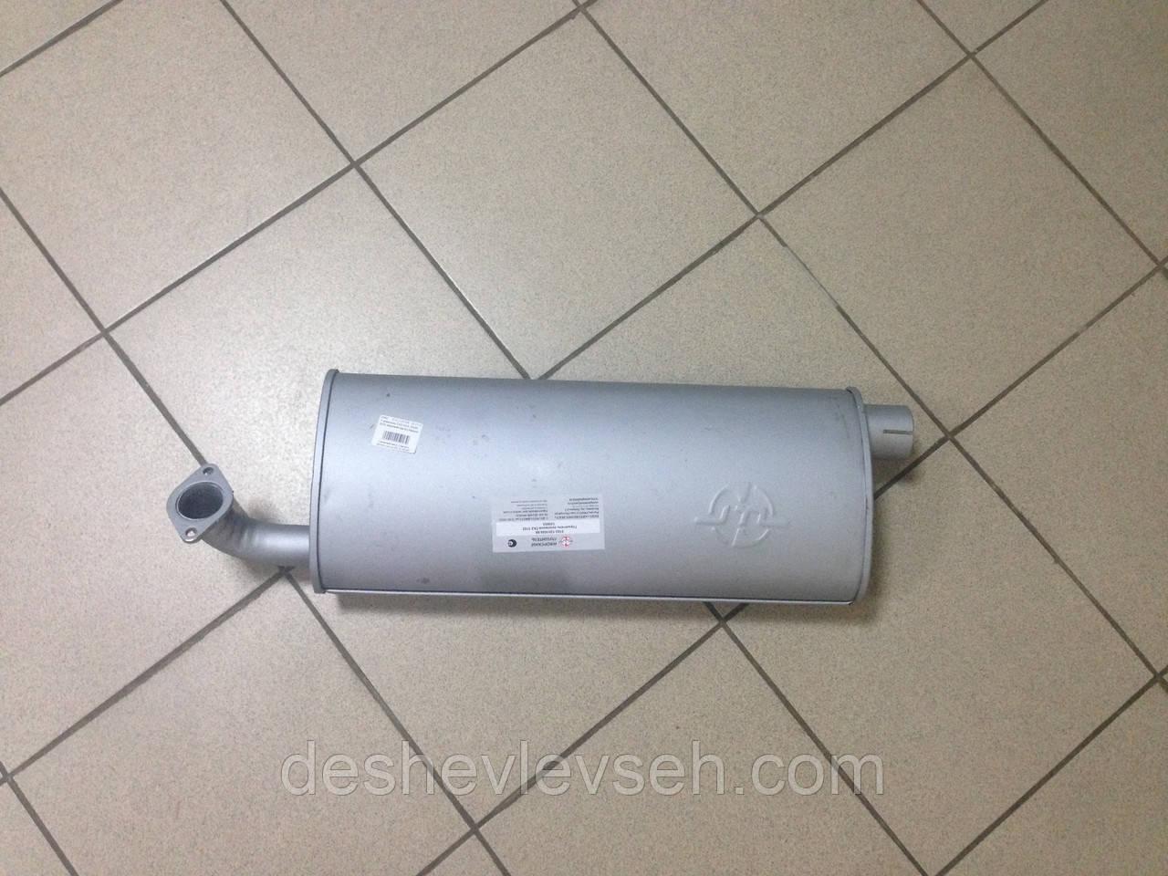 Глушитель ГАЗ-2410, 3102   (закатной) (27), (Тернополь)
