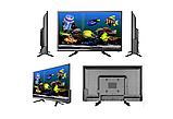 "Телевизор Domotec 24"" 24LN4100D DVB-T2, фото 2"