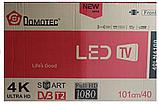 """Телевизор Domotec 40"""" 40LN4100 Smart, фото 4"""