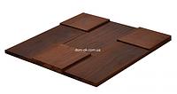 Мозаика деревянная Doted Smoke Коллекция «Aged Wood»