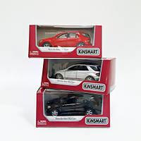"Машина металл ""KINSMART"" KT5309W (96шт/4) ""Mercedes-Benz ML-Class"", в коробке 16*8*7,5см"