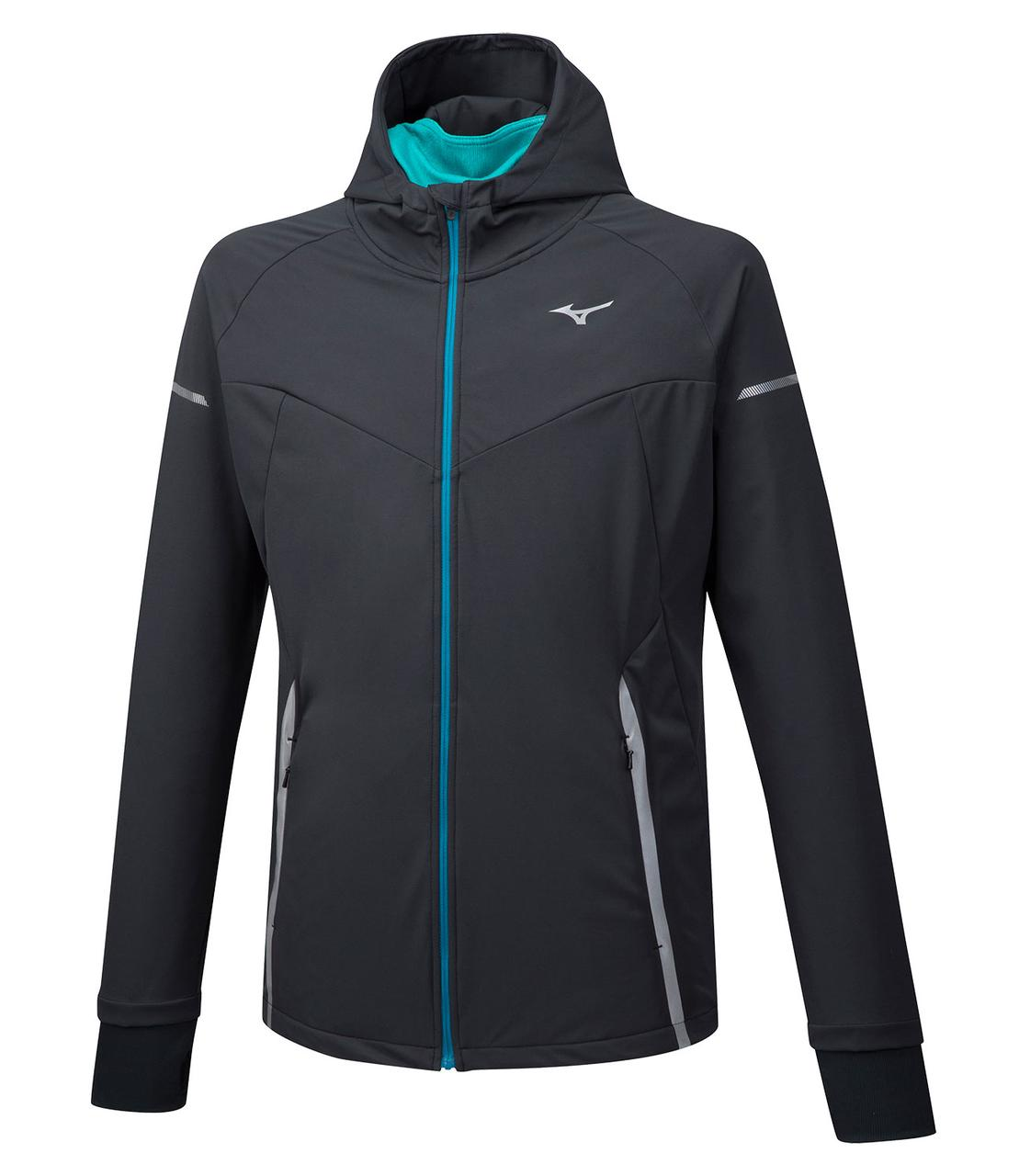 Куртка для бега Mizuno Hineri Bt Softshell J2GE9501-09