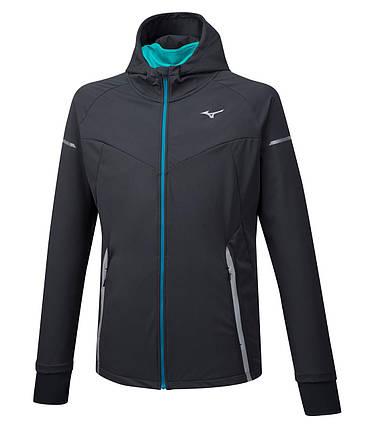 Куртка для бега Mizuno Hineri Bt Softshell J2GE9501-09, фото 2