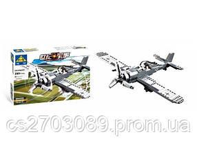 Конструктор 82005 из 299 элементов KAZI