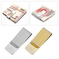 Зажим для денег (цвет - золото), фото 1