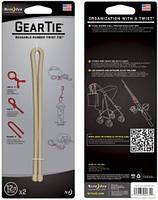 "Gear Tie 12"" (30,5см) бежевый Nite Ize GT12-2PK-25"