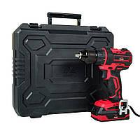 Дрель-шуруповерт аккумуляторная Vitals Professional AUpc 18/4tli Brushless kit (90215)
