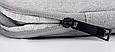 Сумка чехол для Macbook 12/ macbook Air 11'' - серый, фото 4