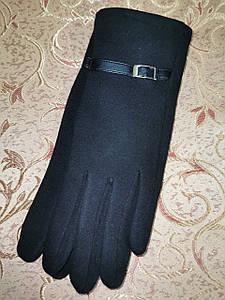 Трикотаж женские перчатки  ANJELA Эластичный(только ОПТ)