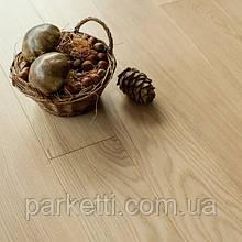 Bonnard Метрополитан Грей Дуб Льняной (Oak Flax) инженерная доска, ширина 127 мм