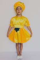 Карнавальный костюм Тыква для девочки 5-7 лет