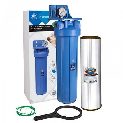 Aquafilter FH20B1-B-WB + Aquafilter FCCFE20BB, фото 2