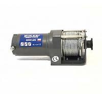 ✅Лебедка электрическая для квадроцикла Husar BST 3000 LBS 1361 кг 12 V