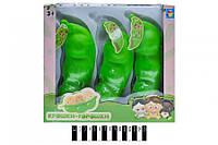 "Набор кукол-сюрпризов ""Pea Pod Babies"" (коробка 3шт.) PE9002 р.27*7*24см. (шт.)"