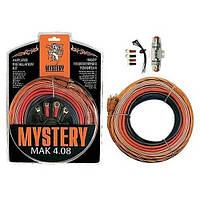 Набор кабелей Mystery MAK 4.08 (4 канала) (05675)