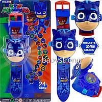 Проекционные детские часы Герои 24 вида изображения героев .Projector Watch. Отличный Подарок !