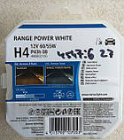 Лампа галогеновая Narva Range Power White H4 12v 60/55w, фото 2