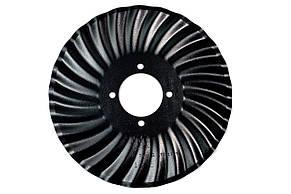 Диск хвилястий ріжучий Metisa 820-156C, фото 2
