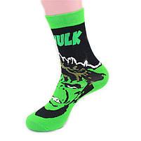 Высокие мужские носки Marvel Халк, фото 2