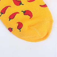 Женские носочки с принтом, фото 5