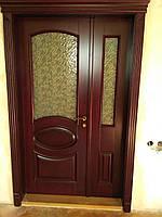 Двері з Масиву Півторачка
