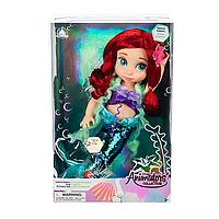 Кукла Дисней аниматор Русалочка Ариэль лимитированный выпуск Disney Animators' Collection Special Edition 2019