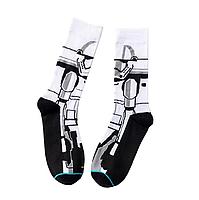 Высокие мужские носки Звёздные войны - Штурмовик, фото 2