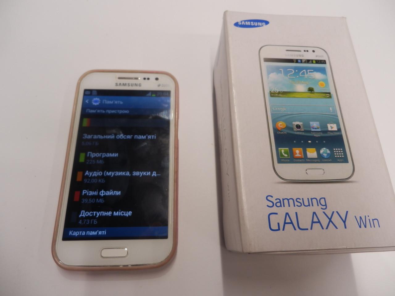 Мобільний телефон Samsung I8552 РР 287ВР